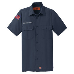 SY60 - EMB - Ripstop Wicking Shirt